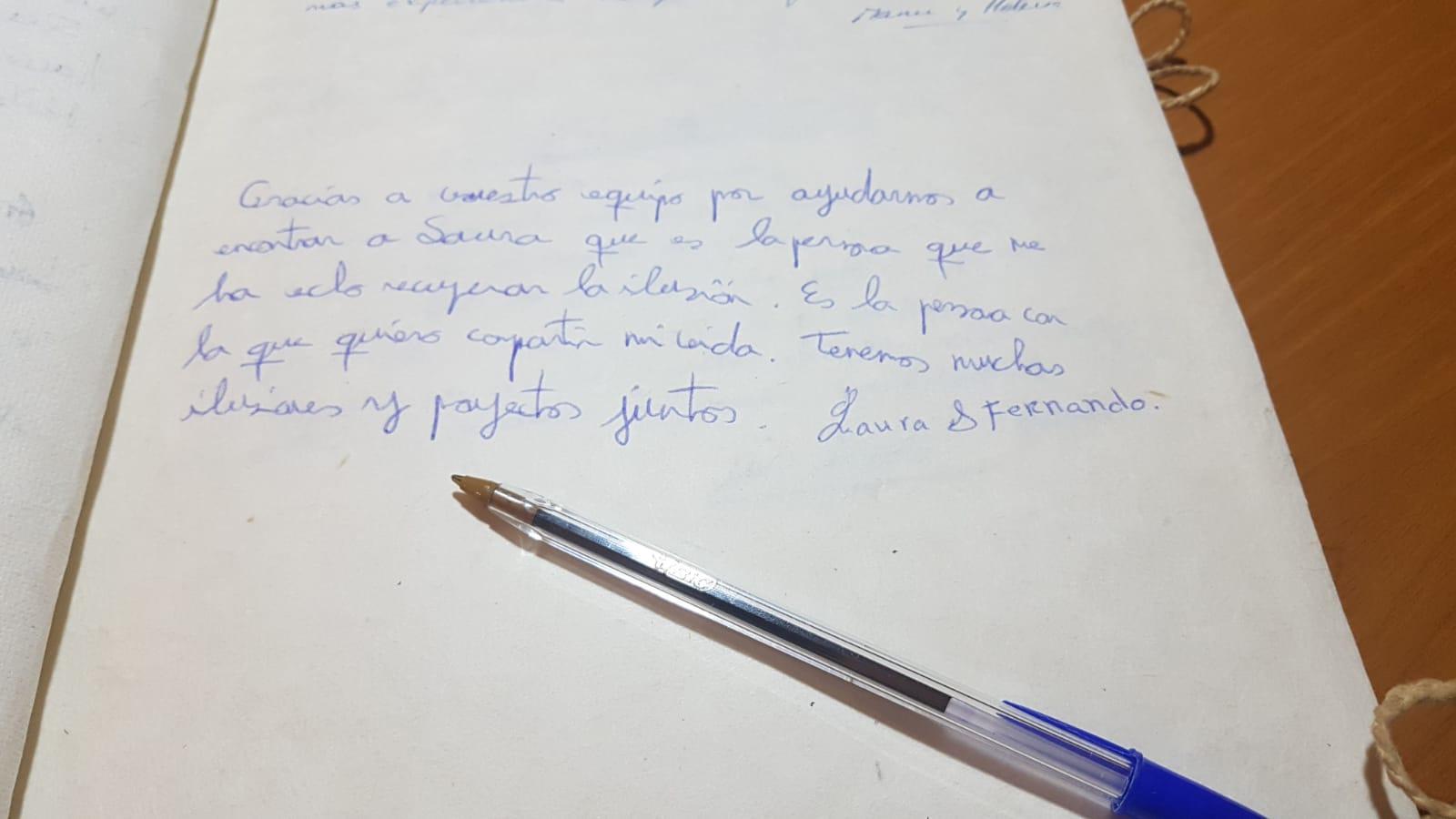 Agencia Matrimonial Unicis- Testimonio Laura y Fernando