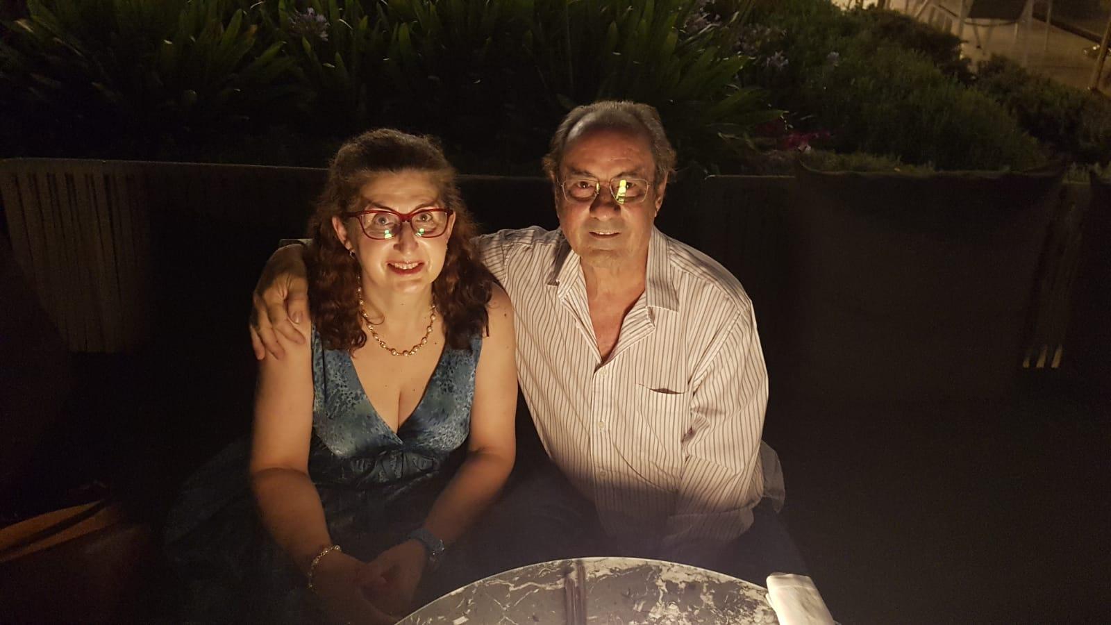 Begoña y José Antonio